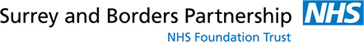 Survey and Borders Partnership NHS Trust Foundation